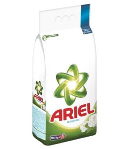 ARIEL автомат 9кг Белая роза