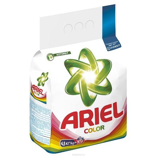 ARIEL автомат 4,5кг Колор