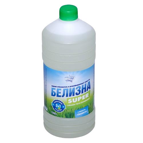 Белизна-Супер с ароматом свежести 1,1л