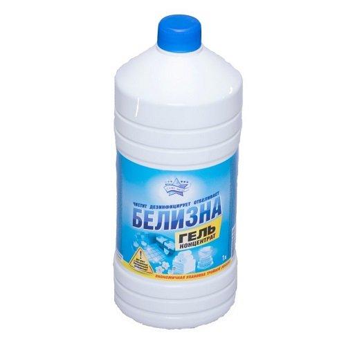 Белизна-гель концентрат «Семь Звёзд» 1100 мл