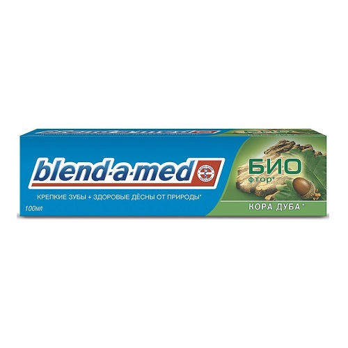 Blend-a-med АнтиКариес Био Кора дуба 100 мл