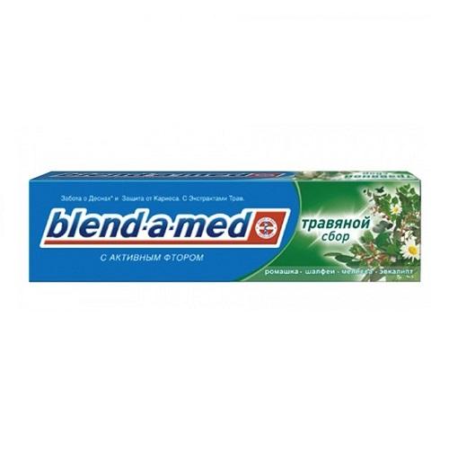 Blend-a-med АнтиКариес Травяной сбор 100 мл