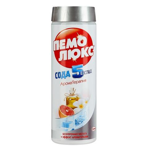 Чистящее средство ПЕМОЛЮКС ПОРОШОК 400г Ароматерапия