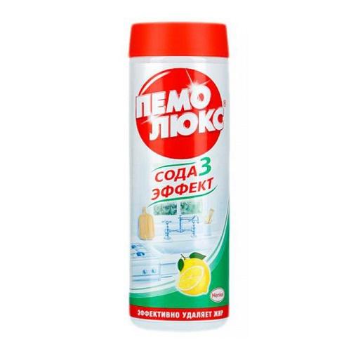 Чистящее средство ПЕМОЛЮКС ПОРОШОК 400г Лимон
