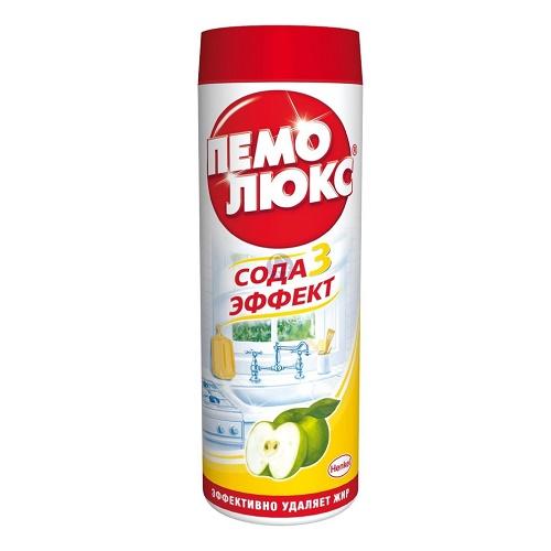 Чистящее средство ПЕМОЛЮКС ПОРОШОК 400г Яблоко