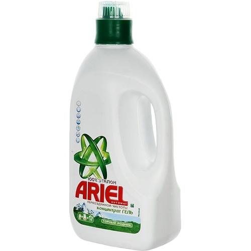 Гель для стирки ARIEL Гидроактив 1,2л