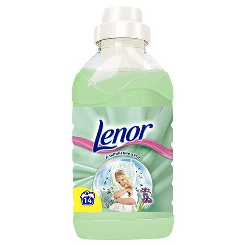 Кондиционер для белья Lenor 0,5л Альпийские луга