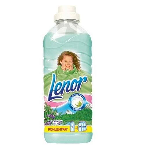 Кондиционер для белья Lenor 1л Альпийские луга