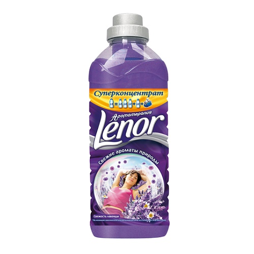 Кондиционер для белья Lenor 1л Лаванда