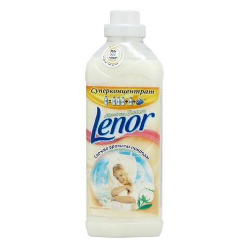 Кондиционер для белья Lenor 1л Нежность Хлопка