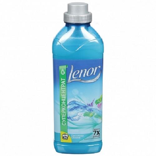 Кондиционер для белья Lenor 1л Свежесть Морозного воздуха