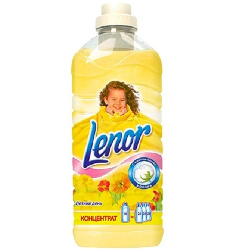Кондиционер для белья Lenor 2л Летний день