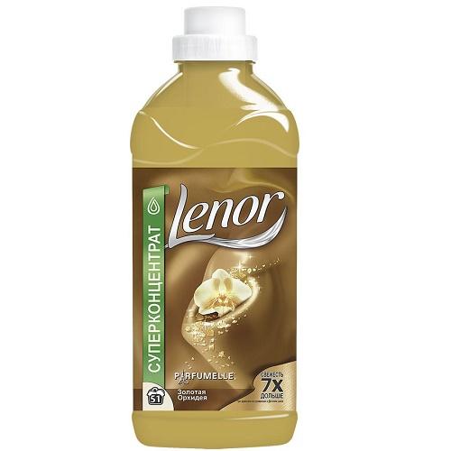 Кондиционер для белья Lenor 2л Золотая Орхидея
