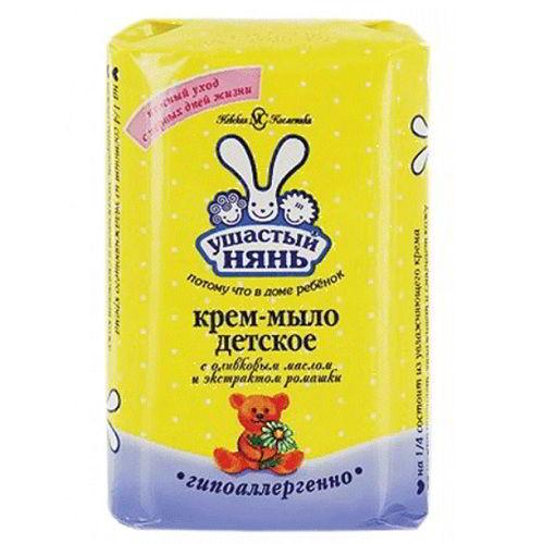 Мыло Ромашка Ушастый нянь 90 г