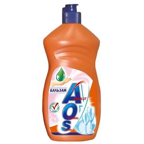 Средство для мытья посуды АОС 0,5 л Бальзам