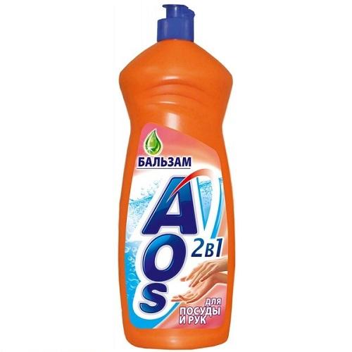 Средство для мытья посуды АОС 1 л