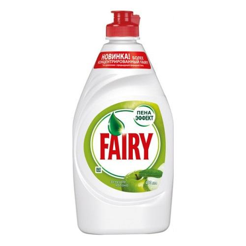 Средство для мытья посуды Fairy Яблоко 450 мл