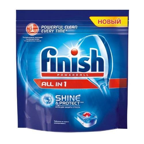 Средство для посудомоечных машин Calgonit Finish Таблетки 12 шт