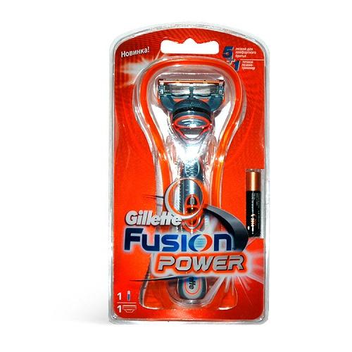 Станок для бритья Fusion POWER +1 касета