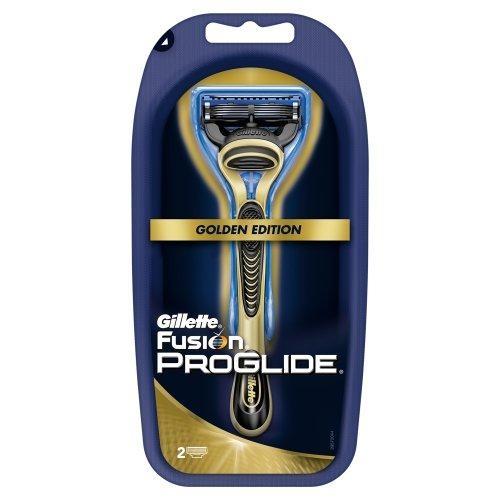 Станок для бритья Fusion PROGLIDE +2 касеты