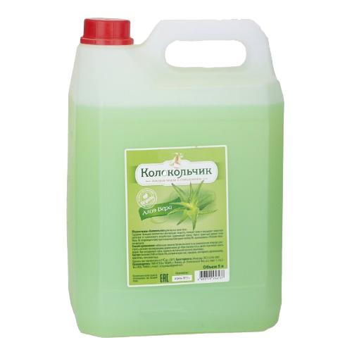 Жидкое мыло «Алоэ Вера» 5л