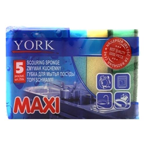 """Губка для посуды York """"MAXI"""""""