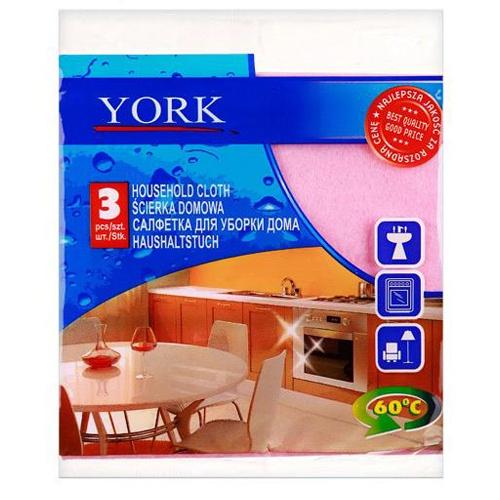 """Салфетка для уборки York """"Хозяйственная"""""""