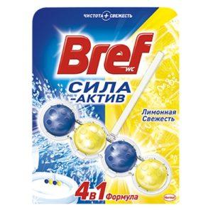 """Чистящее средство """"Bref Лимонная свежесть"""" 51 г"""