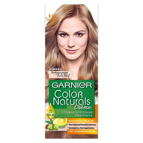 """Краска для волос """"Color Naturals Натуральный светло-русый (8"""