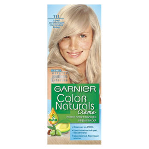 """Краска для волос """"Color Naturals Платиновый блонд (111)"""" 110 мл"""
