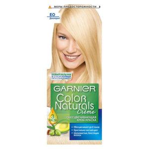"Краска для волос ""Color Naturals Супер блонд (Е 0)"" 110 мл"