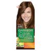"""Краска для волос """"Color Naturals Золотистый каштан (4"""