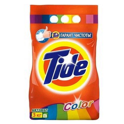 """Стиральный порошок """"Tide Color"""" 3 кг"""