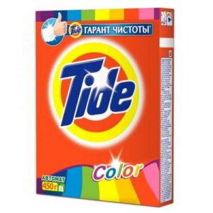 """Стиральный порошок """"Tide Color"""" 450 г"""