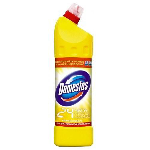 """Чистящее средство """"Domestos Лимонная свежесть"""