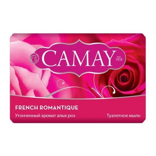 """Туалетное мыло """"Camay Утонченный аромат алых роз"""" 85 г"""