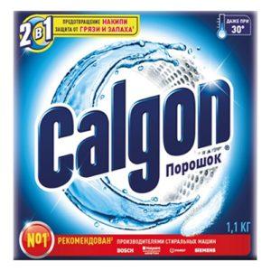 """Средство для удаления накипи """"Calgon 2в1"""" 1"""
