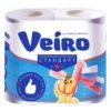 """Туалетная бумага """"Veiro Standart"""" 4 шт"""