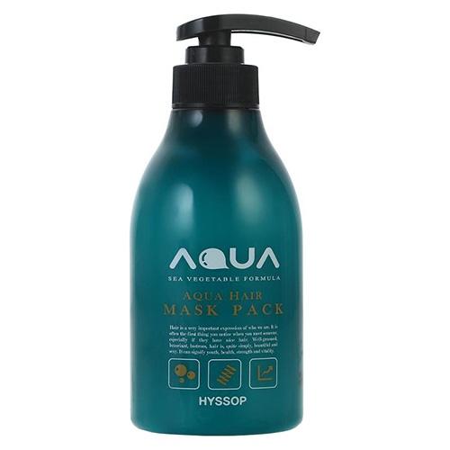 """Маска для волос """"Hyssop Aqua Aqua Hair"""