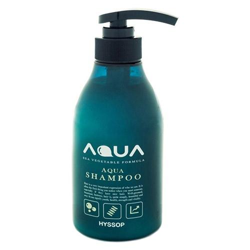 "Шампунь ""Hyssop Aqua Aqua Shampoo"" 400 мл"
