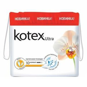 "Прокладки ""Kotex Ultra Normal"" 10 шт"