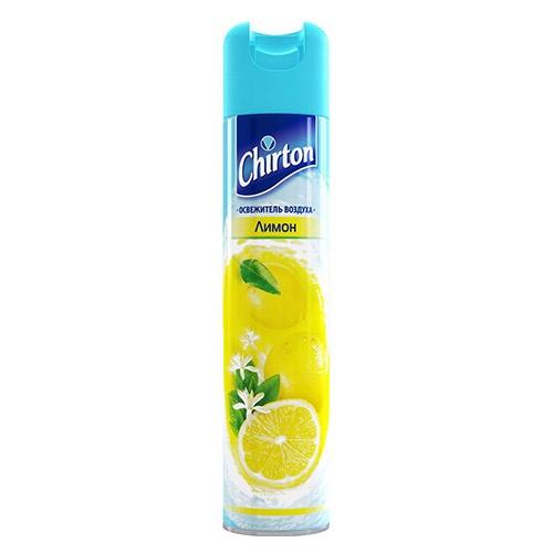 """Освежитель воздуха """"Chirton Лимон"""" 300 мл"""