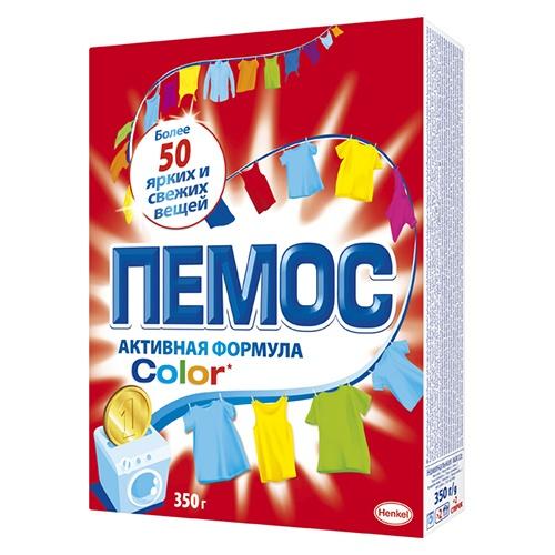 """Стиральный порошок """"Пемос Color"""" 350 г"""