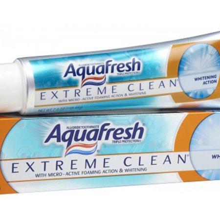 Aquafresh – профессиональная забота о зубах