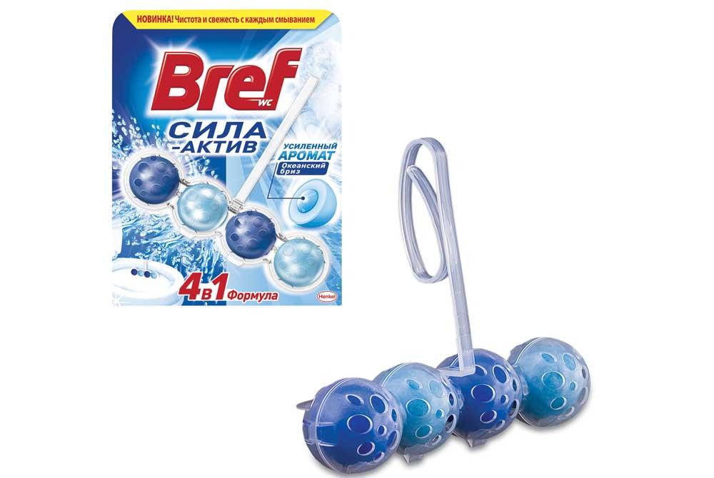 Bref – надежный помощник в быту