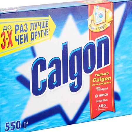 Продлите жизнь своей стиральной машинки с Calgon