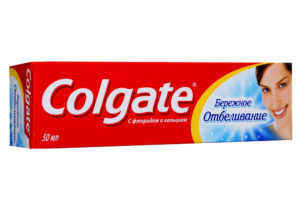 Colgate здоровые зубы и свежее дыхание 24ч