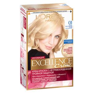 "Краска для волос ""Excellence Супер осветляющий"