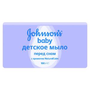 """Мыло детское """"Johnson's baby Перед сном"""" 100 г"""