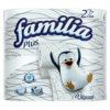 "Туалетная бумага ""Familia Plus"" 4 шт"